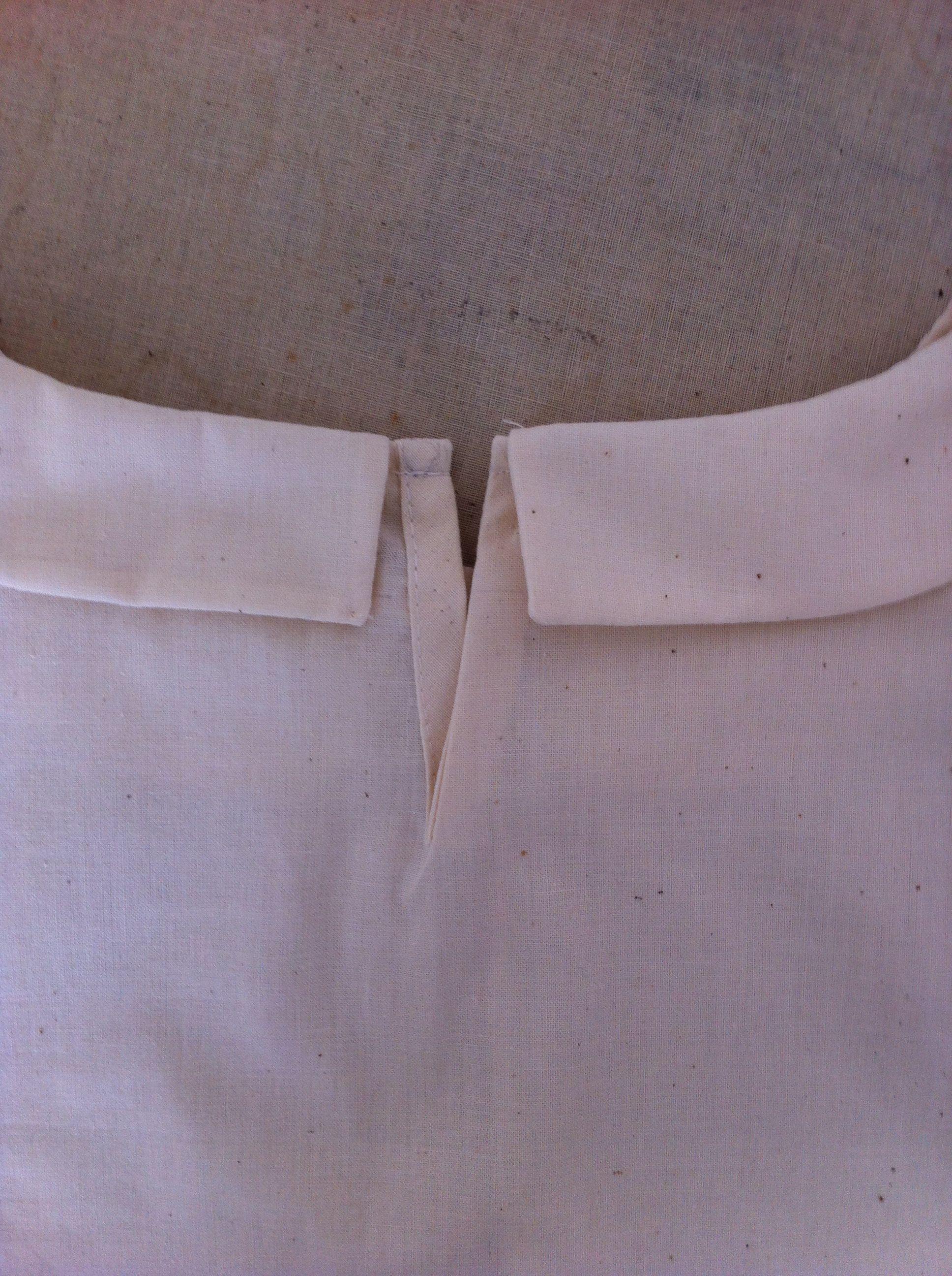 イッテコイ始末の縫い方