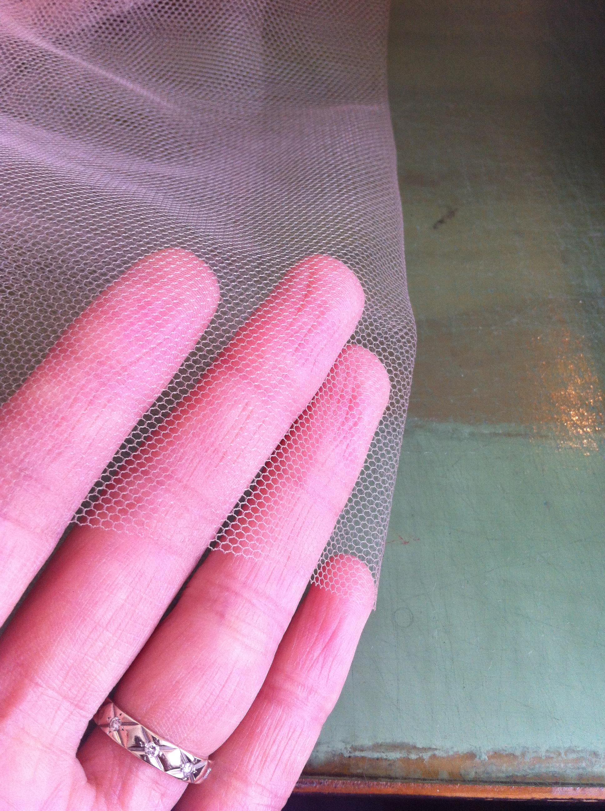 薄い生地の縫い方