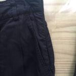 ベルト布までコンシールファスナーを付ける縫い方(裏地付き)・1